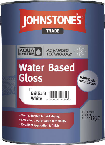 Large rs6231 joht water based gloss 5l bw