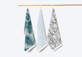 Small palm house tea towels