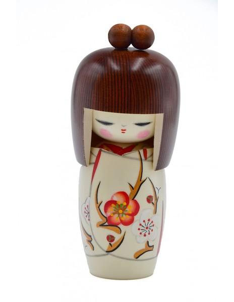 Large kokeshi doll spring dream haru no yume