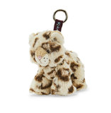 Small kaloo fun junction toy shop perth crieff perthshire scotland soft toy teddy kaloo cookie leopard keychain 4895029602740
