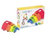 Small rainbow   beads