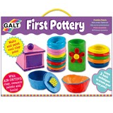 Small galt craft set first pottery clay suitable for children aged 6 six years and up