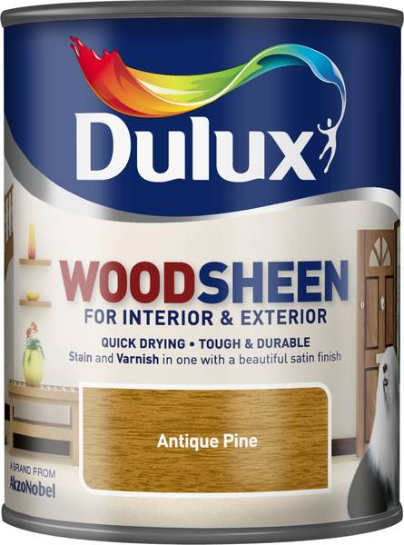 Large dulux woodsheen   antique pine   750ml.txt