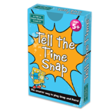 Small tell the time snap box