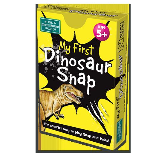Large mf dinosaur snap box