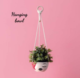 Small hanging bowl
