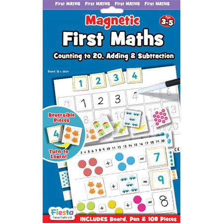 Large fc first maths