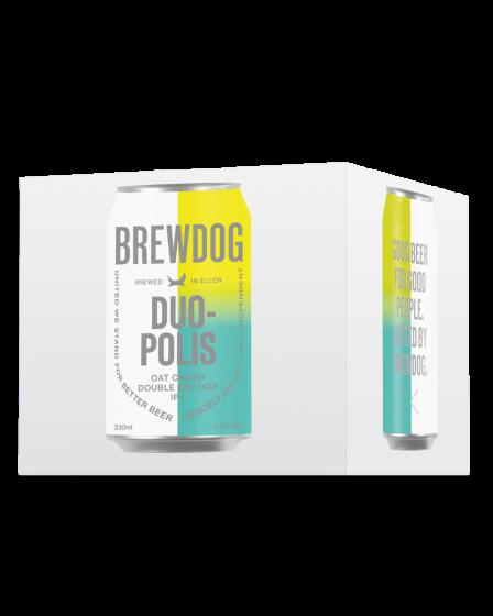 Large bd duopolis 4x