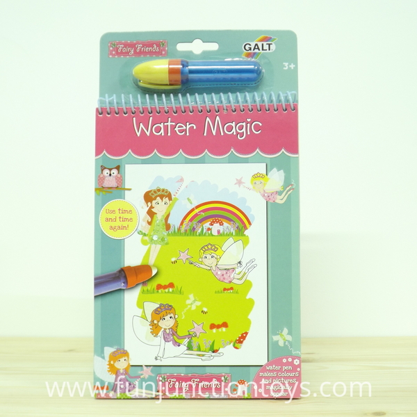 Large glt water magic fairies  w