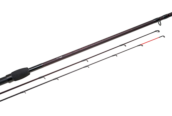 Large drennan red range 11ft carp feeder waggler combo rod a