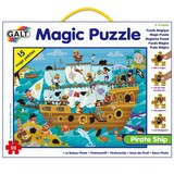 Small fun junction toy shop creiff perth perthshire scotland galt magic puzzle heat sensitive patches reveal pictures hidden scenes pirate pirates ship jigsaw
