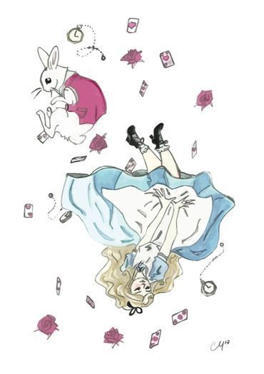 Large charlie maxwell   alice dreams