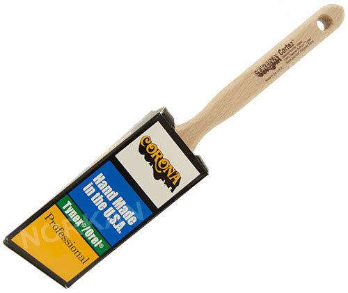 Large corona cortez angle sash brush
