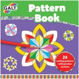 Small fun junction galt activity book colouring mandala style pattern book pictures