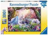 Small ravensburger fun junction toy shop perth crieff perthshire scotland puzzle magical unicorn 100xxl