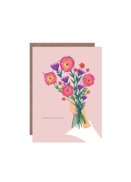 Large wedding flowers