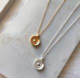 Small gladiatrix necklace furze
