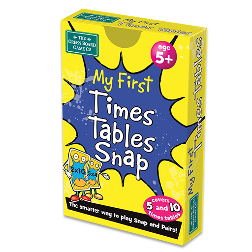 Large mf times tables snap box