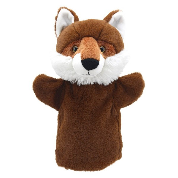 Large fox puppet