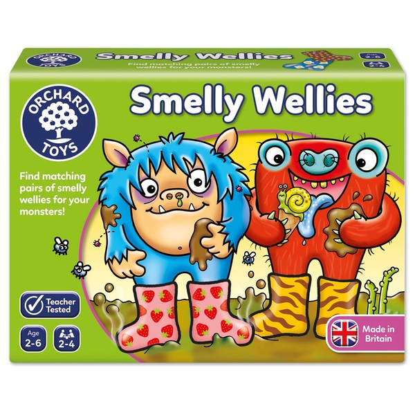 Large orchardtoyssmellywelliesgame