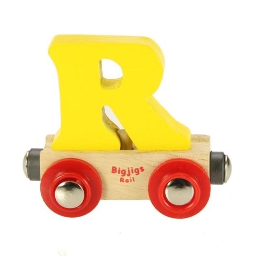 Large letter r