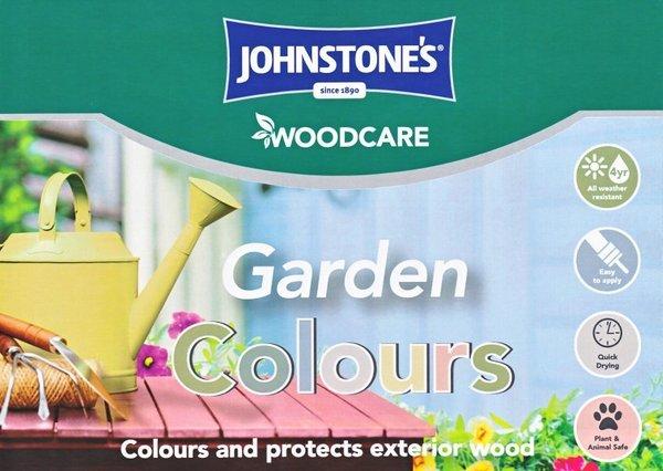 Large leyland garden colours