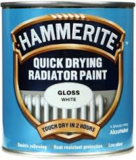 Small qk dryn rd paint gloss white 500ml