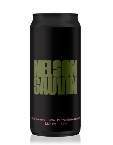 Large small perfect nelson sauvin
