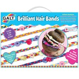 Small fun junction galt craft kit brilliant hair bands braiding children kids