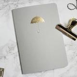 Small grey umbrella a5 sq2