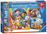 Small ravensburger fun junction toy shop perth crieff perthshire scotland jigsaw puzzle jig saw paw patrol 3 x 49pc