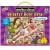 Large beastly body bits jigsaw