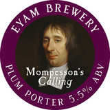 Small mompesson s calling 100mm roundel