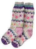 Small pink socks
