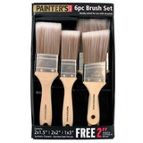 Small painters pack 6 piece brush set