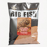 Small explosive caster feeder mix big fish groundbait