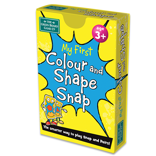 Large mf colour and shape snap box