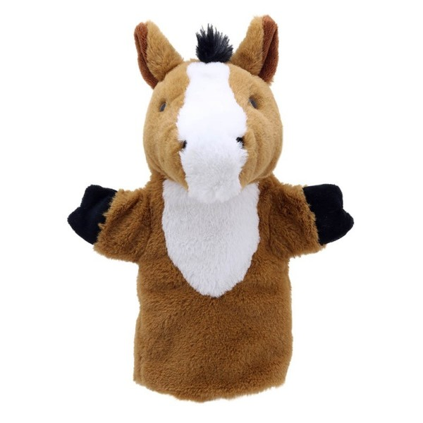 Large horse puppet