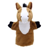 Small horse puppet