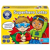 Small orchard toys superhero lotto game