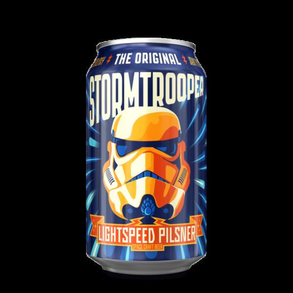Large storm trooper pilsner