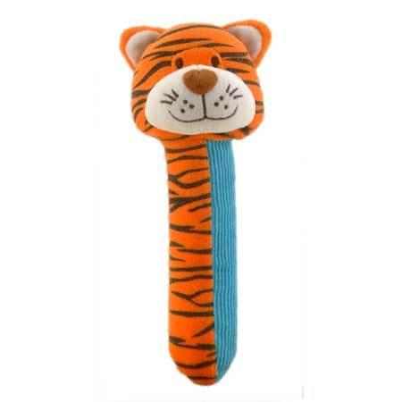 Large squeeakaboos tiger