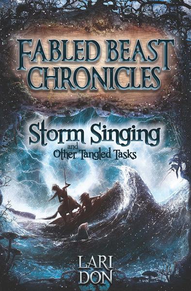 Large storm singing
