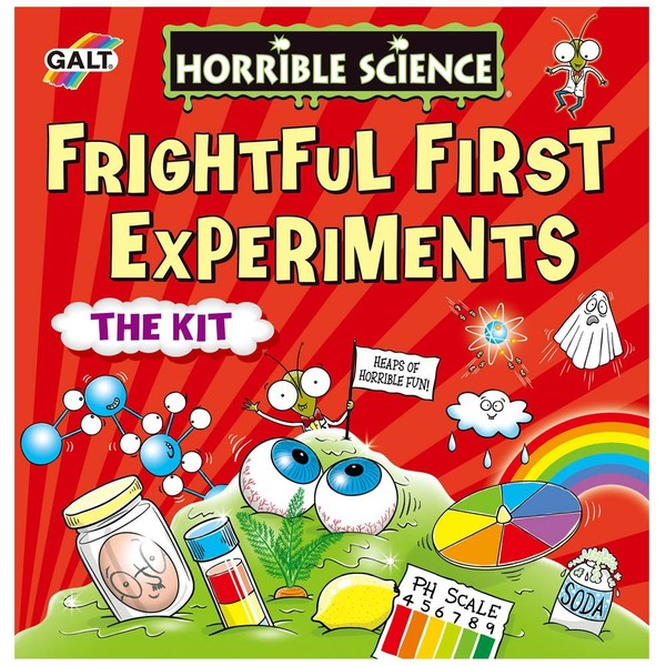 Large fun junction independent toy shop creiff perth perthshire scotland galt horrible science kit frightful first experiments