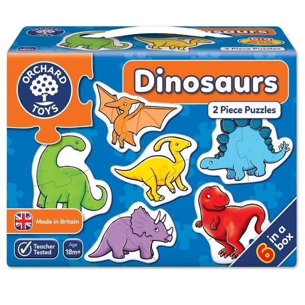 Large orchard toys dinosaurs jigsaw puzzle