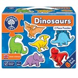 Small orchard toys dinosaurs jigsaw puzzle