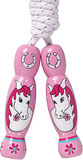 Small skipping rope pink pony horse design lanka kade fair trade toy toys wooden wood natural fun junction toy shop stop store crieff perth perthshire scotland