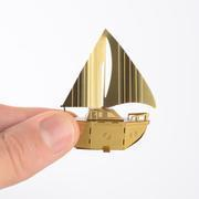 Large tiny cute boat yacht gift 180x
