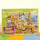 Small gbs ss  pesky pirates spot the sillies gibsons puzzles  w