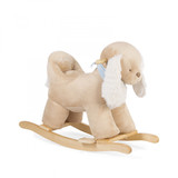 Small kaloo fun junction toy shop perth crieff perthshire scotland soft toy les amis rocking caramel dog ride on rocking rocker horse 4895029627651